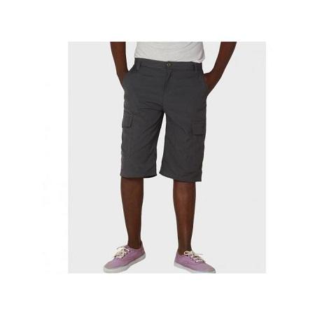 Zecchino Grey Summer Bermuda Boys Cargo Shorts