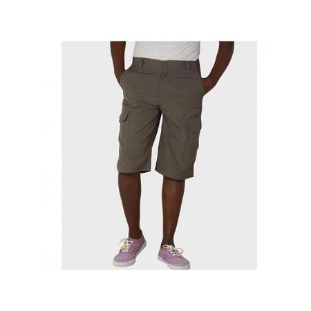 Zecchino Moss Green Summer Bermuda Boys Cargo Shorts