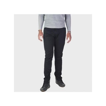 Zecchino Black Boys Denim Pants