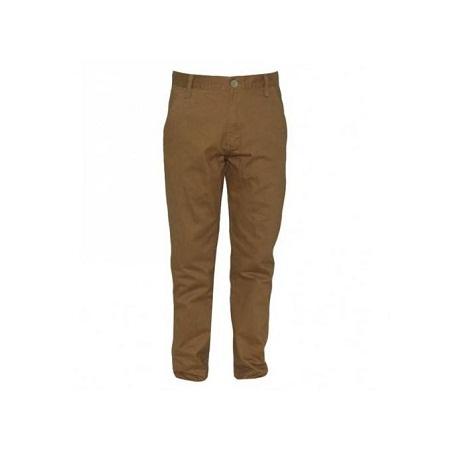 Zecchino Brown Mens Slim Fit Pants