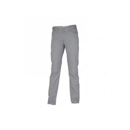 Zecchino Grey Men's Slim Pants