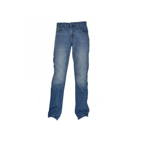 Zecchino Light Blue Men's Denim Pants