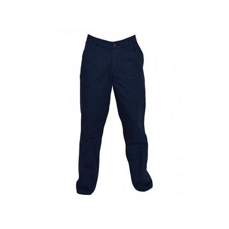 Zecchino Navy Men's Casual Pants
