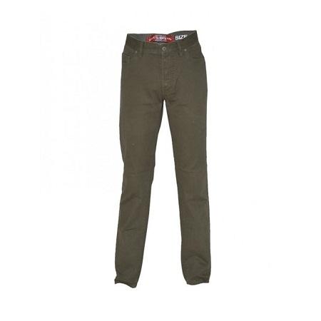 Zecchino Olive Green Men's Chino Pants