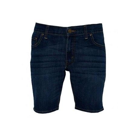 Zecchino Blue Denim Mens Bermuda Shorts