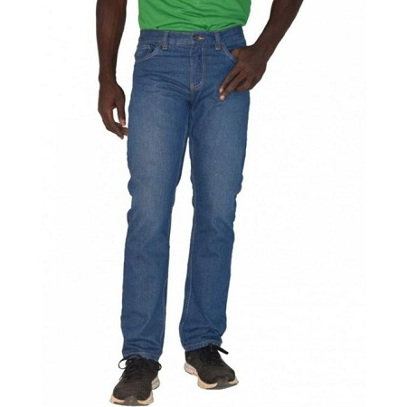 Zecchino Light Blue Straight Fit Jeans