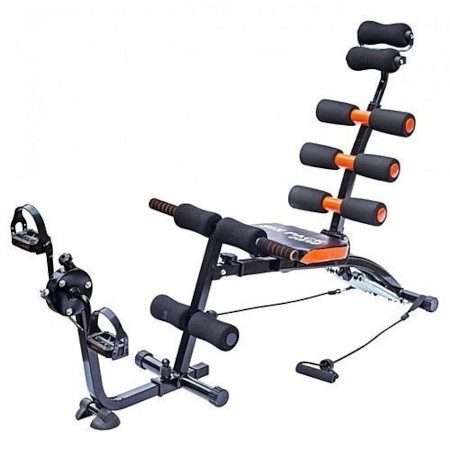 Wonder Core Six pack care machine with pedals