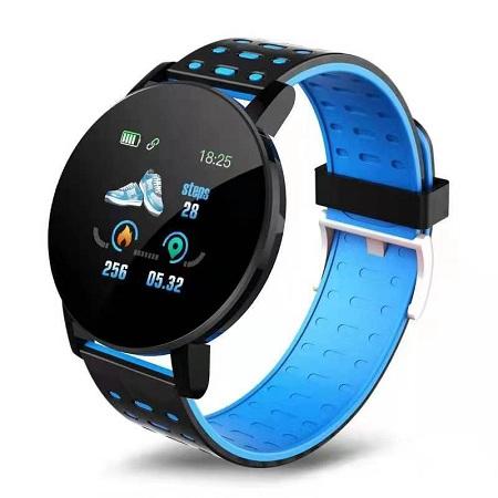 2020 NEW Smart Watch Pressure Measurement Round Bluetooth