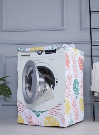 Front load washing machine cover- Floral