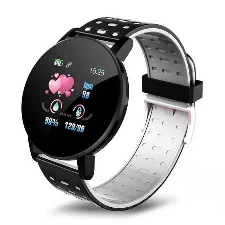 NEW Smart Watch Pressure Measurement Round Bluetooth