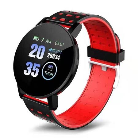 NEW Smart Watch Pressure Measurement Round Bluetooth Smartwatch