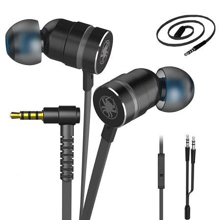 PLEXTONE G20 In-Ear earphones with Mic Noise Reduction