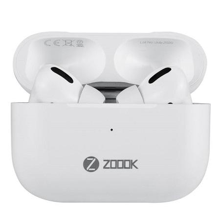 ZOOOK ZB-TrueBeats Pro - Wireless Stereo Earpods - White