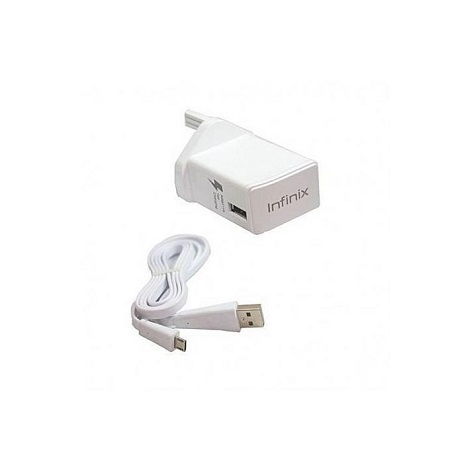 Infinix Charger - White