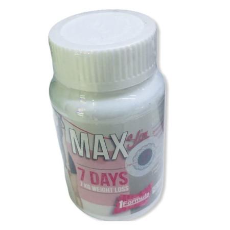 Max 7days Slim Formula Weightloss Capsules