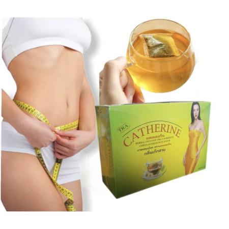 SLIMMING TEA Catherine Tea Chrysanthemum Herbal Weightloss - 32Bags