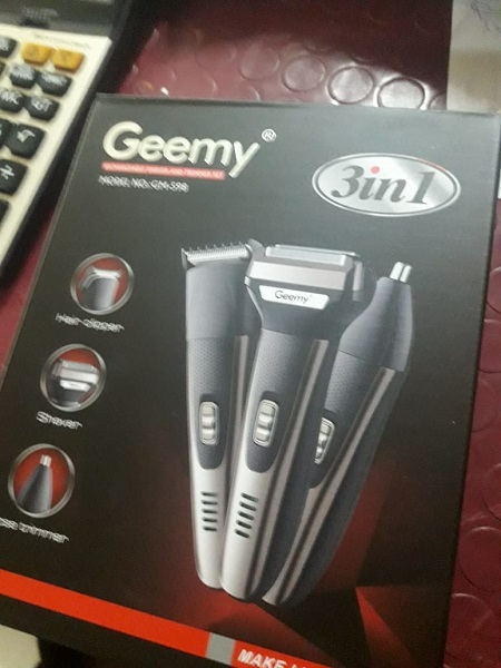 3 In 1 Hair and Beard Shaver