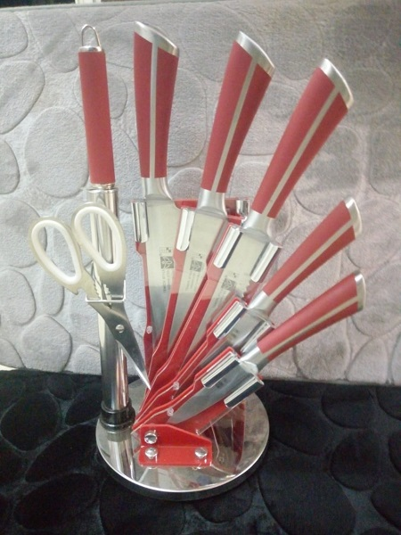 Knife Set Temiov 8pc