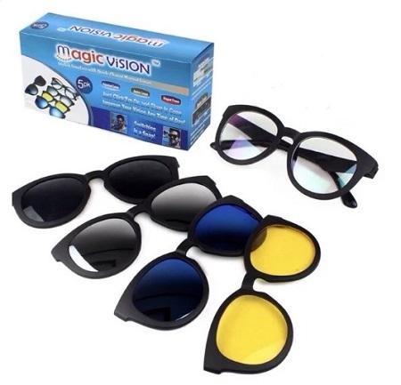 Magic Vision 5 In1