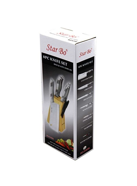 Starbo knife set
