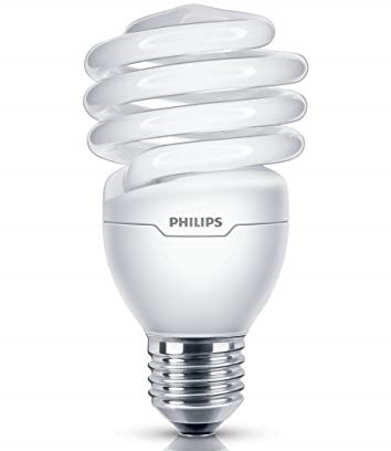 Philips 23W Energy Saver Bulb- White