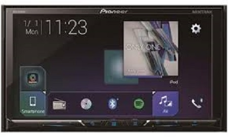 Pioneer AVH-Z5250BT Stereo With Navigation.