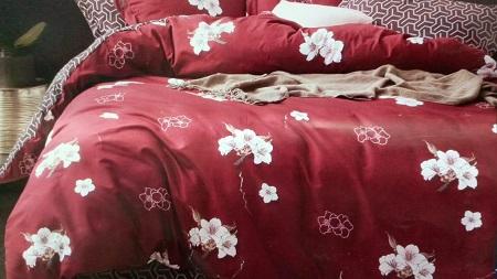 6*6 Binded Pure Warm Cotton Duvet