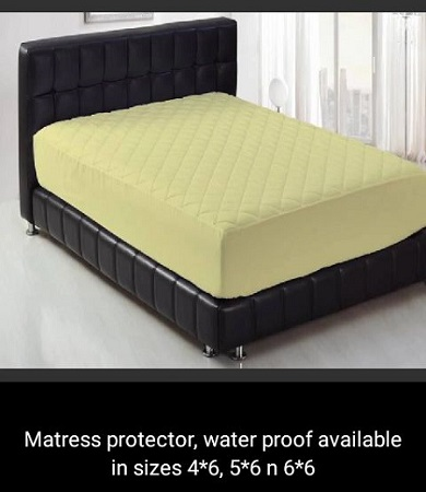 Waterproof Mattress Protector Cover