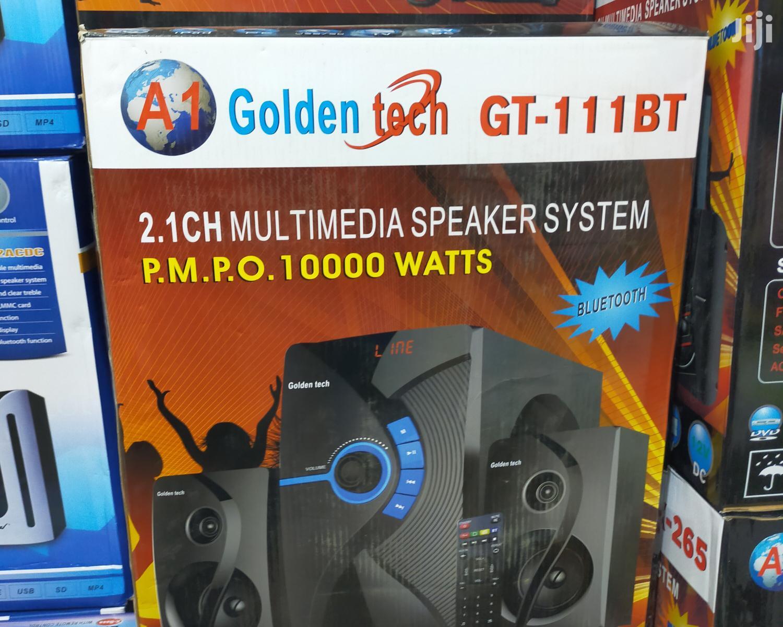 Golden Tech Woofer