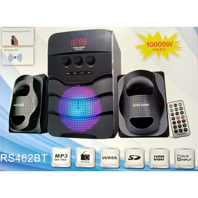 Royal Sound 2.1  HOME THEATRE 10,000WATT