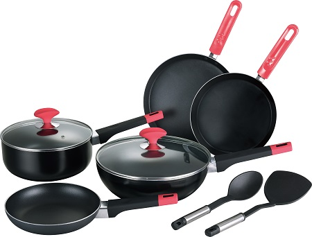 ARMCO CP-MIX-9PC - Cooking Pan Set