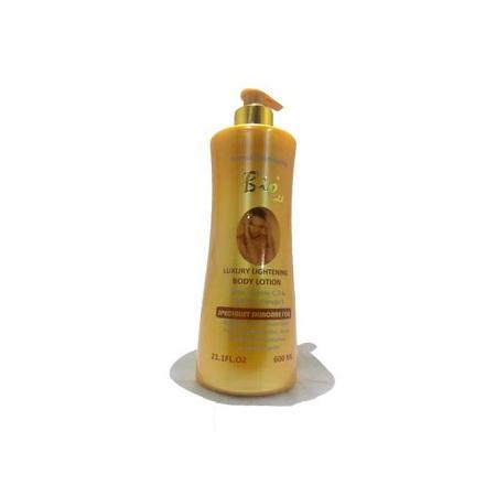Bio Gold Luxury Lightening Body Lotion with Vitamin C