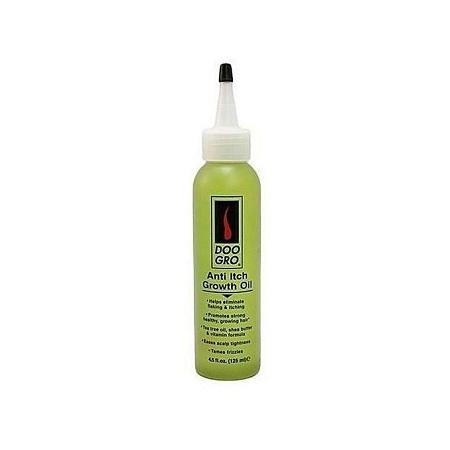 Doo Gro Anti-Itch Growth Oil 4.5oz.