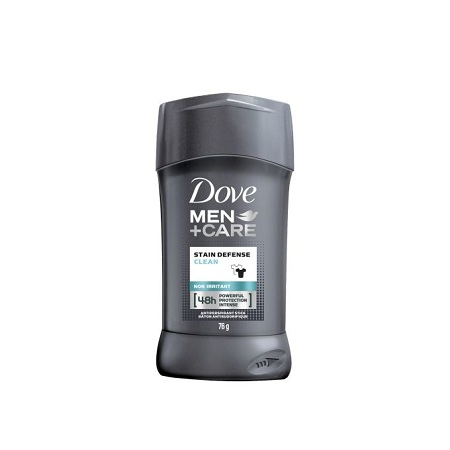 Dove STAIN DEFENSE CLEAN ANTIPERSPIRANT STICK 48hrs