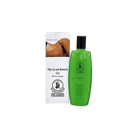 Dr. James Hip Up and Buttock Gel -200 ml.