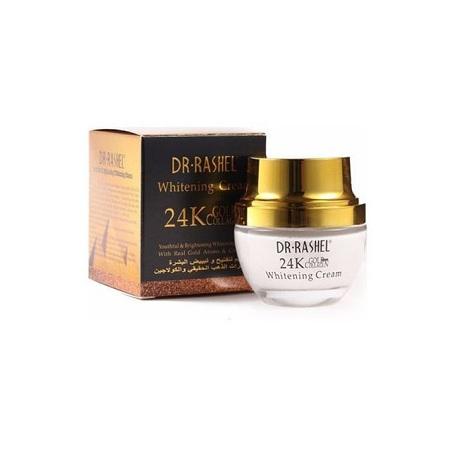 Dr. Rashel 24K Gold Collagen Whitening Cream 30ml.