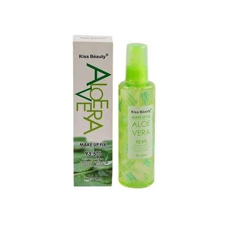 Kiss Beauty Aloe Vera Makeup Fix setting spray - 220ml