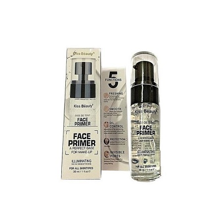 Kiss Beauty Face Primer A Perfect Base For Makeup - 30 ml