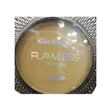 Kiss Beauty Flawless Oil Control Powder