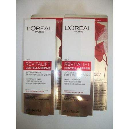 LOreal Paris Revitalift Centella Repair,anti-Wrinkle+extra-Recovery Cream