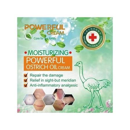 O'Carly Moistuzing Powerful Ostrich Oil Cream