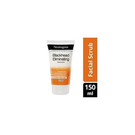 Neutrogena Blackhead Eliminating Facial Scrub With SALICYLIC ACID
