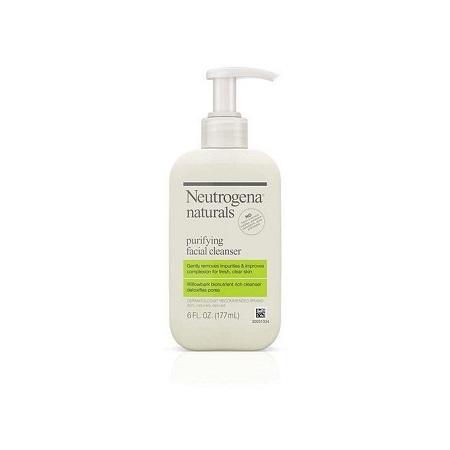 Neutrogena Naturals Purifying Facial Cleanser.