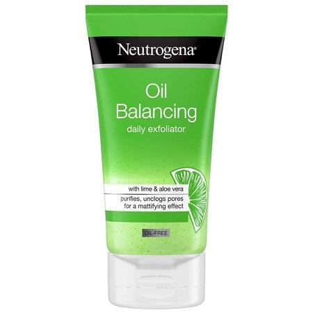 Neutrogena Oil Balancing Daily Exfoliator For Oily Skin-OIL FREE