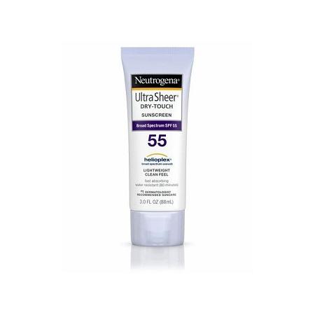 Neutrogena Ultra Sheer Dry-Touch Sunscreen SPF 55 - 88ml