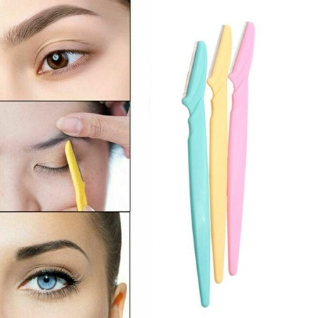 Tinkle Eyebrow Shaper /shavor / Shaving Razor For Perfect Eyebrows