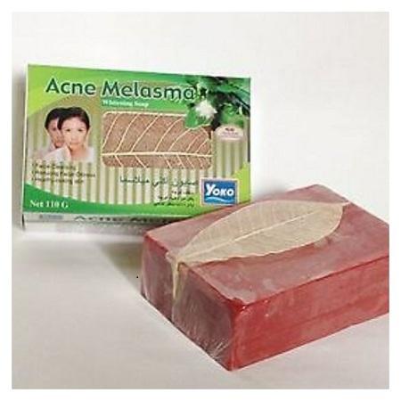 Yoko Acne Melasma Whitening Soap-110g
