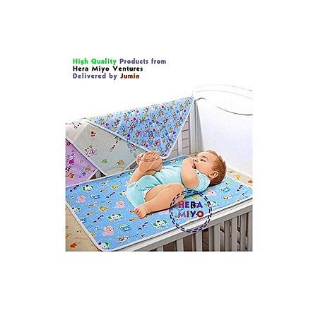 Soft Velvet Baby Mackintosh / Changing Mat / Urine pa
