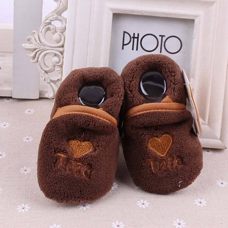Baby Soft Fleece Shoes