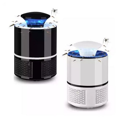 SUV LED USB POWERED ELECTRIC 365 MOSQUITO KILLER LAMP ( Comes in Black Or White)